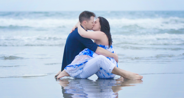 Duxbury Engagement Session